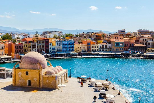 Πάσχα στην Κρήτη (7 μέρες)