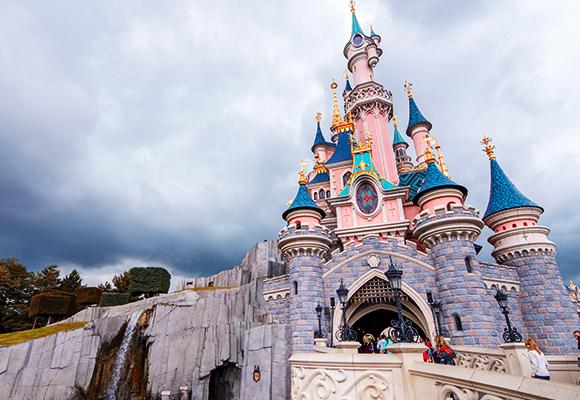 Καλοκαίρι στο Παρίσι: Λούβρο, Μονμάρτη, Disneyland & Kάστρα Λιγήρα