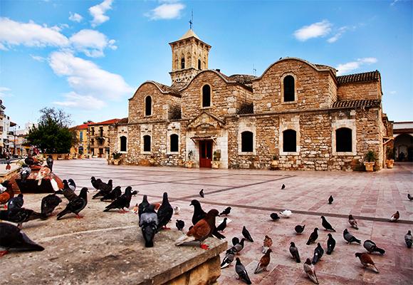 Προσκυνηματική Εκδρομή στην Κύπρο – Στα βήματα του Αποστόλου Παύλου & Βαρνάβα