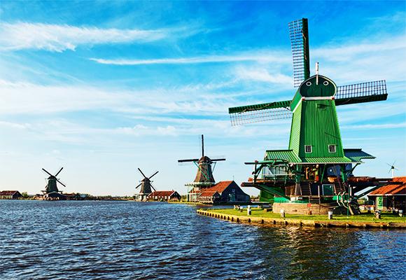 Ολλανδία - Βέλγιο - Λουξεμβούργο