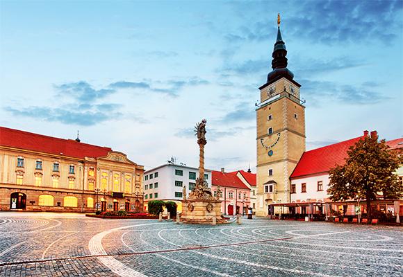 Σλοβακία - Ουγγαρία - Αυστρία