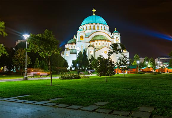 Χριστούγεννα στο Βελιγράδι